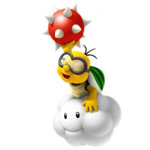 Super Mario Run: Über den Wolken… (Bildrechte: Nintendo)