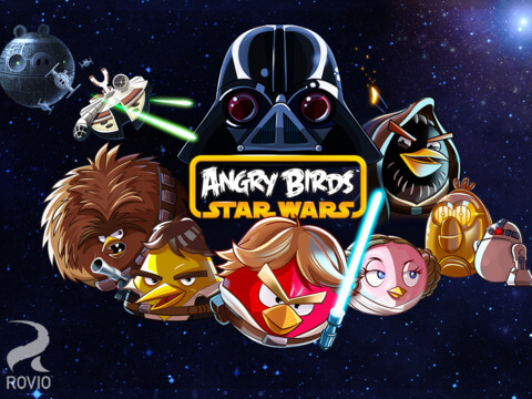 Angry Birds Star Wars HD iOS