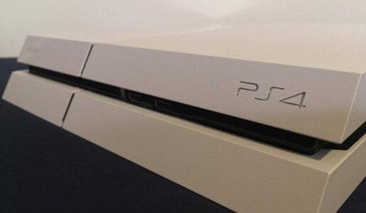 Die Sony PlayStation 4 gibt es nicht nur in schwarz