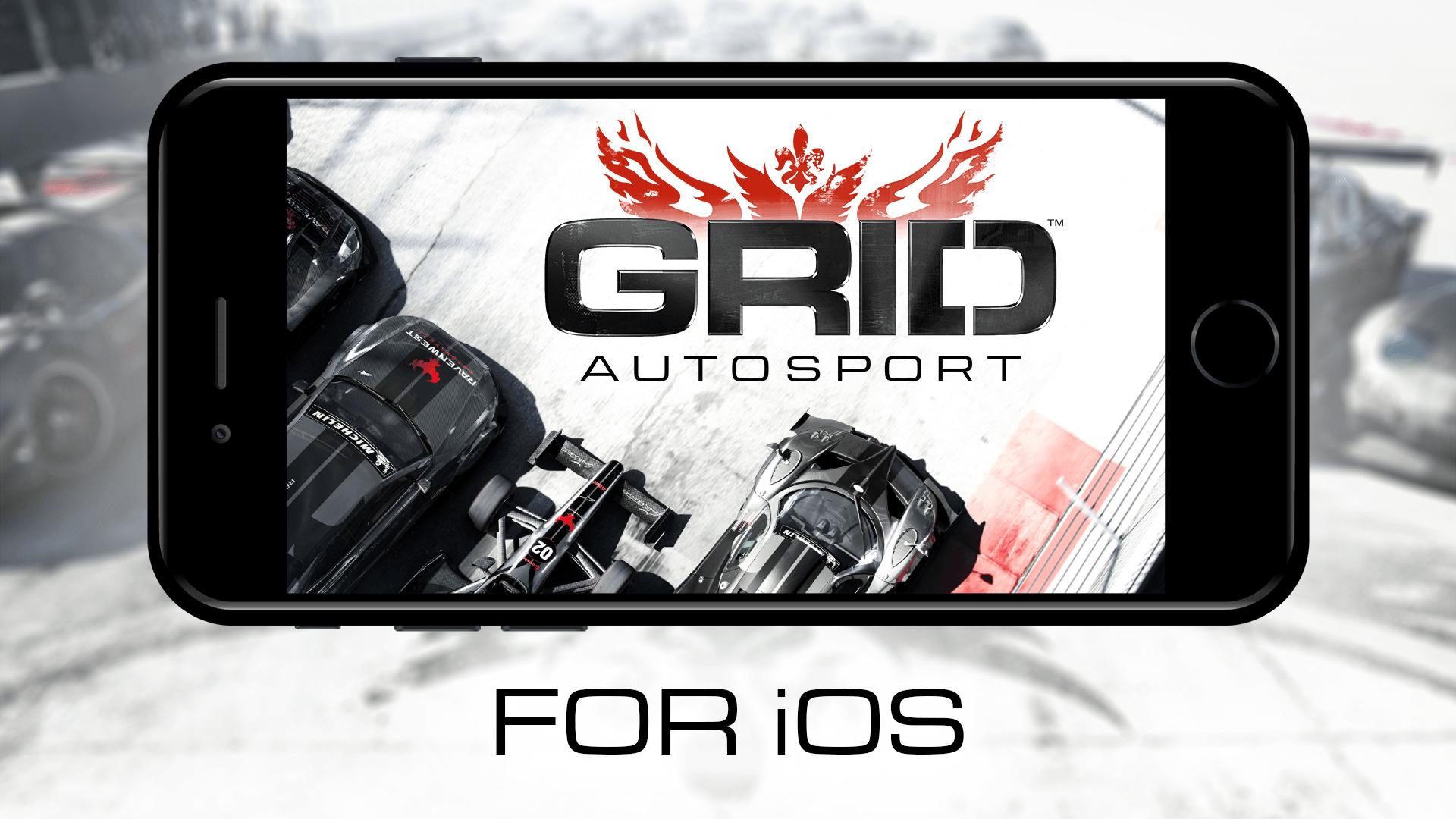 GRID Autosport für iOS (Bildrechte: Feral Interactive)