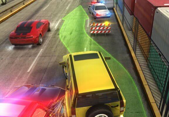 Highway Getaway: Chase TV iOS