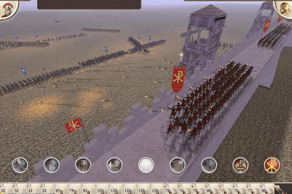 ROME: Total War - Barbarian Invasion iOS