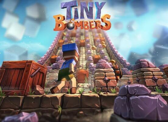 Tiny Bombers iOS