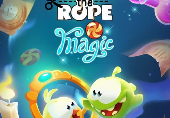 Cut the Rope: Magic iOS
