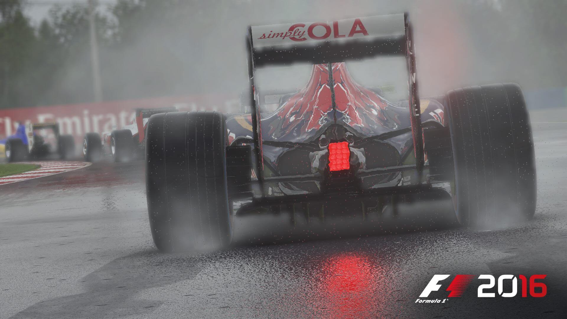 F1 2016: Zeit zum Überholen (Bildrechte: Feral Interactive)
