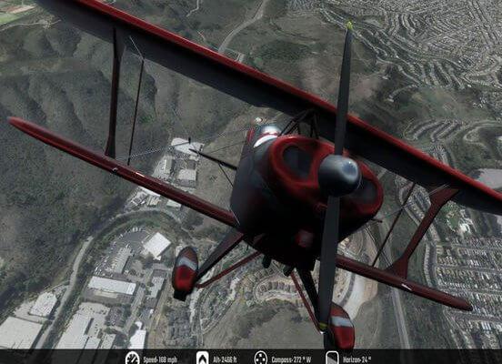 Flight Unlimited 2K16 - Flight Simulator iOS