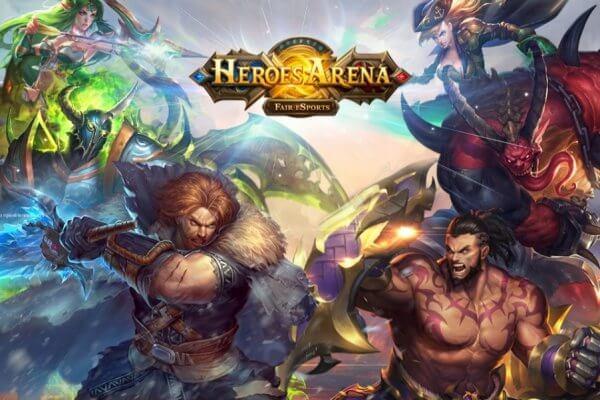 Heroes Arena iOS