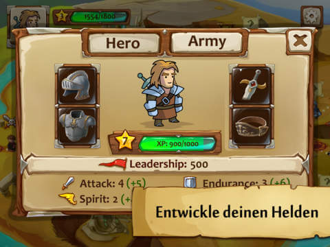 Braveland iOS