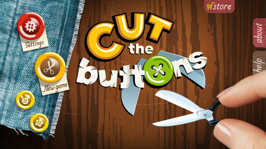 Cut the Buttons iOS