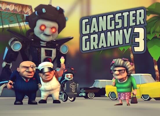 Gangster Granny 3 iOS