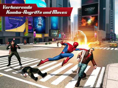 The Amazing Spider-Man 2 iOS