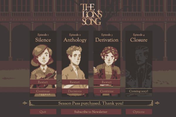 The Lion's Song iOS-2