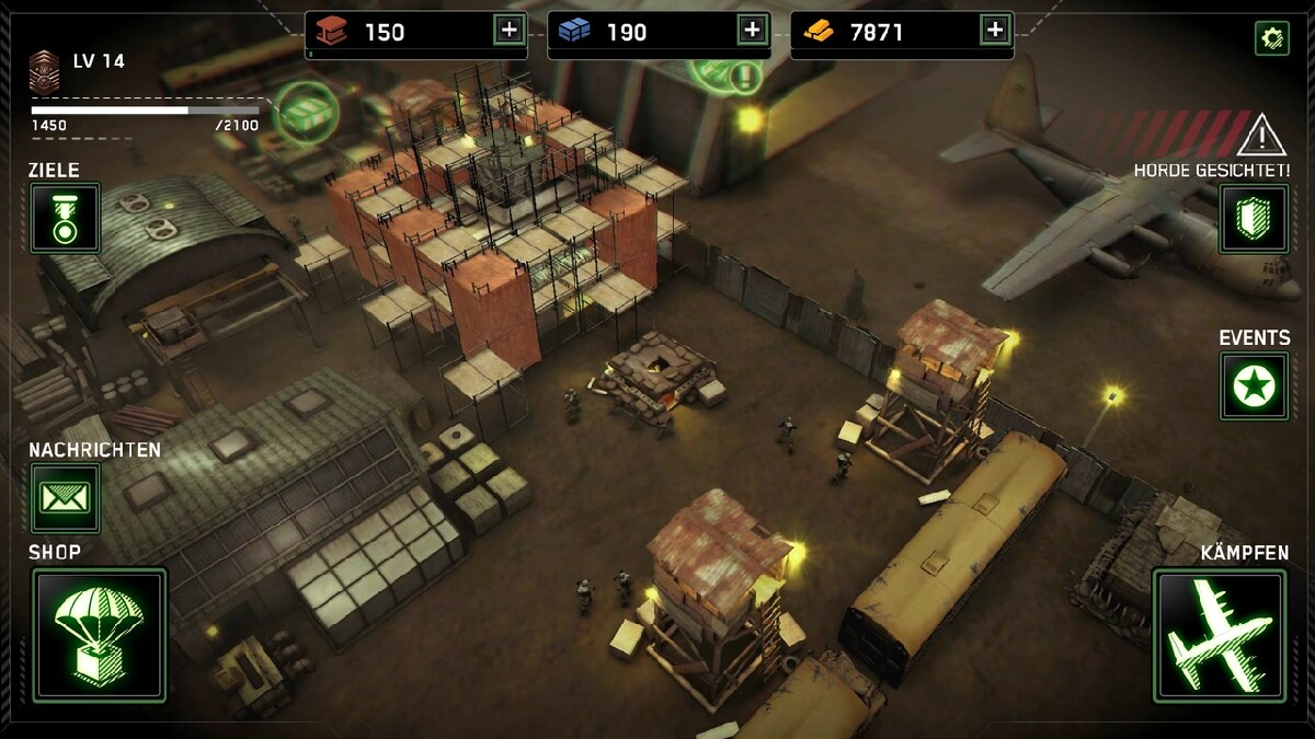 Zombie Gunship Survival-iOS-2