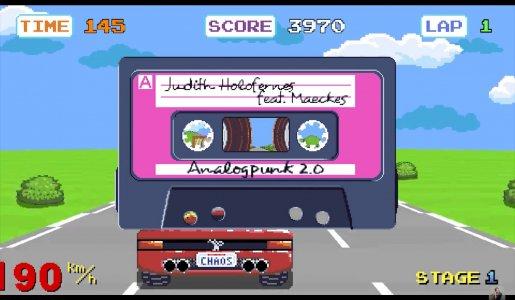 Judith Holofernes – Analogpunk 2.0 (Screenshot vom Musikvideo)