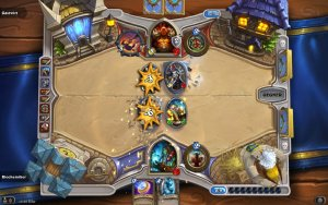 Hearthstone (Mac-Version): Aua!