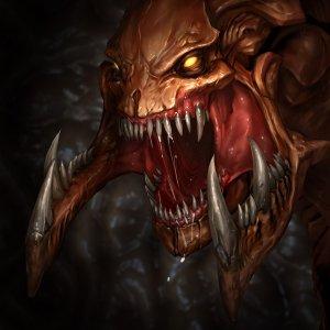 StarCraft Remastered: Hydralisk (Bildrechte: Blizzard Entertainment)