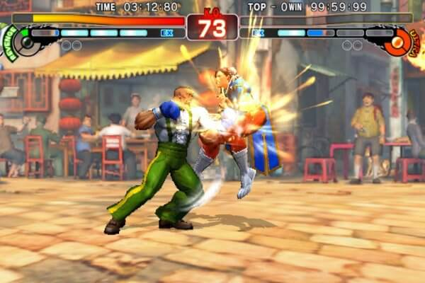 Street Fighter IV CE (Bildrechte: Capcom)