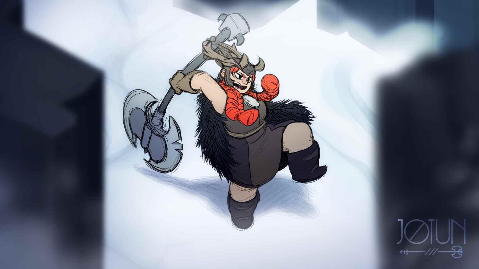 Jotun (Bildrechte Thunder Lutos Games)