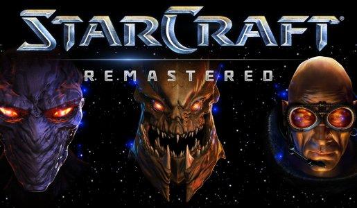StarCraft Remastered Logo (Bildrechte: Blizzard Entertainment)