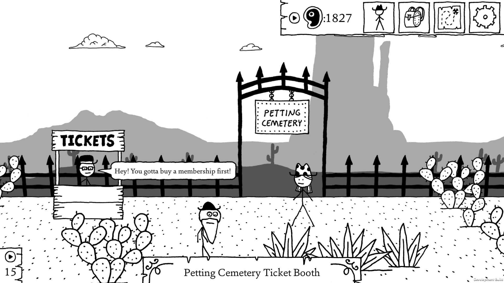 West of Loathing (Bildrechte: Asymmetric)