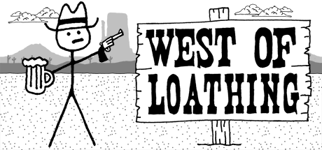 Logo von West of Loathing (Bildrechte: Asymmetric)