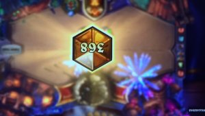 Auf Rang 368 bei Hearthstone (iPhone-Screenshot: Christian Pech)