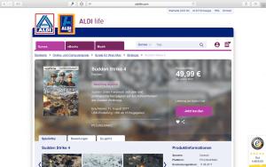 Aldi Life Games bietet auch Spiele für den Mac an.