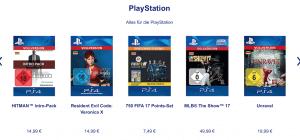 Für die Playstation gibt Codes zum Einlösen beim Playstation Network (PSN)