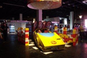Gamescom 2017: Kindheitstraum - im Auto von Danger Mouse sitzen