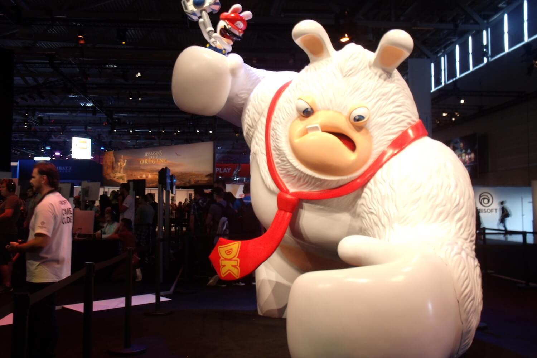 Gamescom 2017: Ubisoft hat Nintendo im Visier