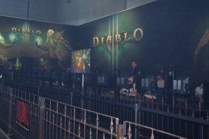Gamescom 2017: Bei Blizzard konnte man natürlich auch Diablo III spielen