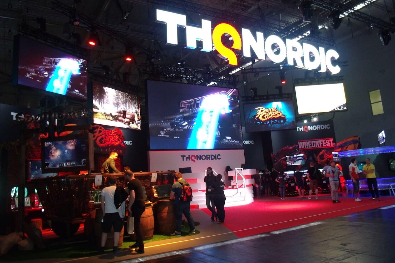 Gamescom 2017: THQ Nordic hat immer interessante Titel dabei, leider selten für den Mac