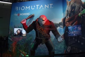 Gamescom 2017: Biomutant – der Hit am Stand von THQ Nordic