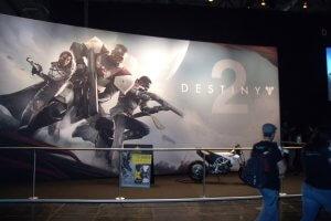 Gamescom 2017: Bei Destiny 2 wird man also mit dem Moped unterwegs sein