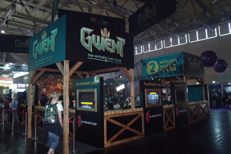 Gamescom 2017: GWENT, das Witcher-Kartenspiel ist leider nicht für den Mac erhältlich
