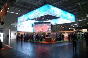 Gamescom 2017: Natürlich durfte in Köln eine neue Version des Landwirtschaftssimulators nicht fehlen