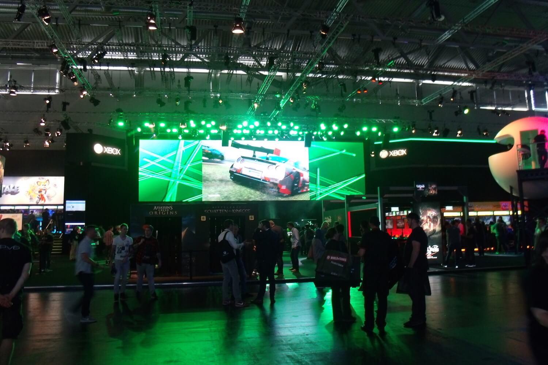 Gamescom 2017: Am Xbox-Stand gab es die nächste Version von Forza Motorsport zu sehen