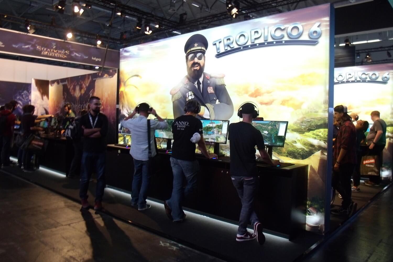 Gamescom 2017: El Presidente kehrt zurück in Tropico 6