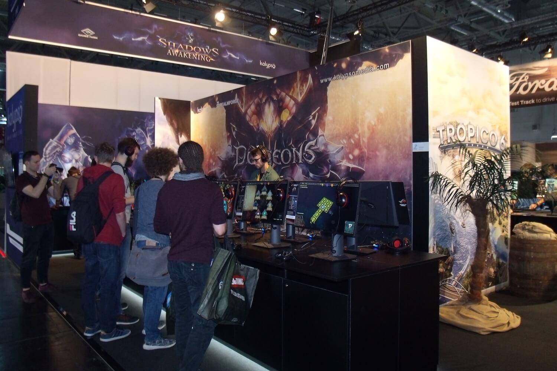 Gamescom 2017: Kalypso präsentierte Dungeons III