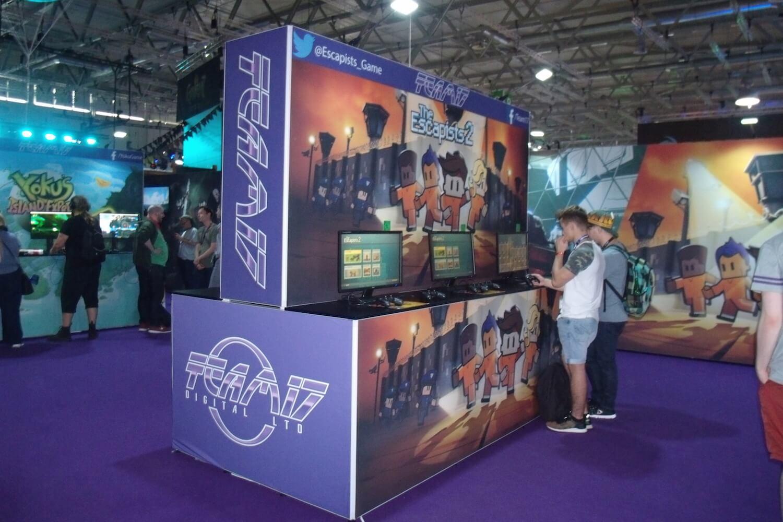 Gamescom 2017: The Escapists 2 ist auch für den Mac erschienen