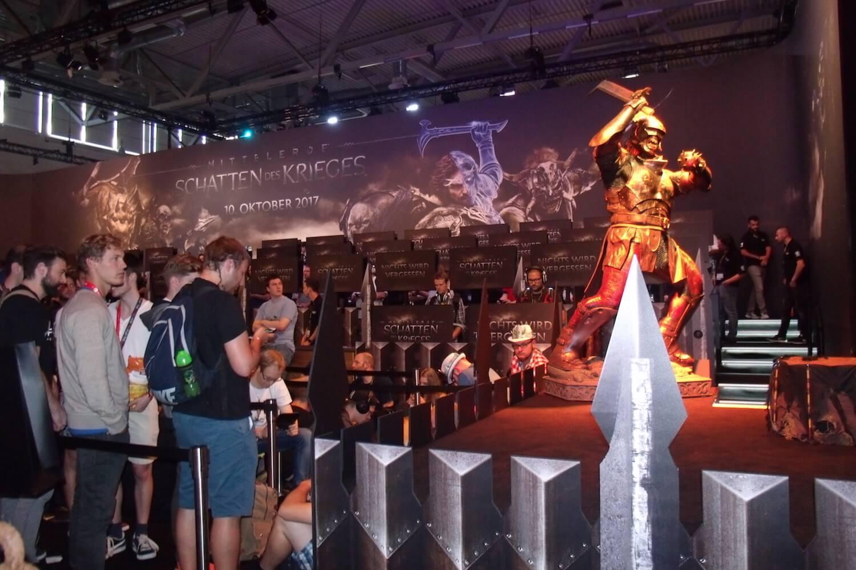 Gamescom 2017: Mittelerde – Schatten des Krieges könnte es auf den Mac schaffen