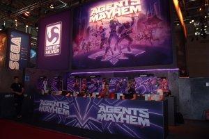 Gamescom 2017: Bei Deep Silver konnte man unter anderem Agents Mayhem anspielen