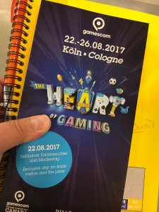 """The Heart of Gaming"" – das Motto der Gamescom 2017"