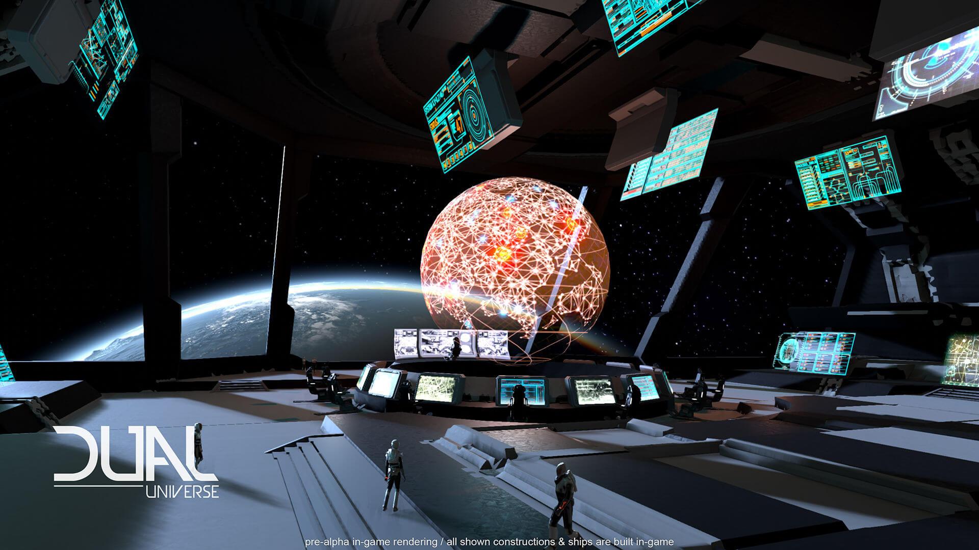 Dual Universe (Bildrechte bei Novaquark)