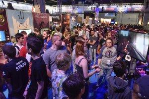 Gamescom 2017: Stand: Indie Arena Booth, Halle 10.1 (Bildrechte: Koelnmesse GmbH, Thomas Klerx)