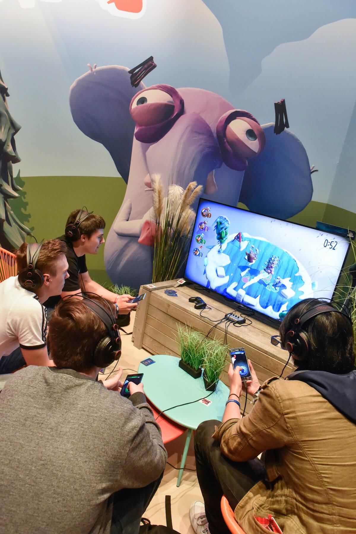 Gamescom 2017: Stand: Sony, Halle 7 (Bildrechte: Koelnmesse GmbH, Thomas Klerx)