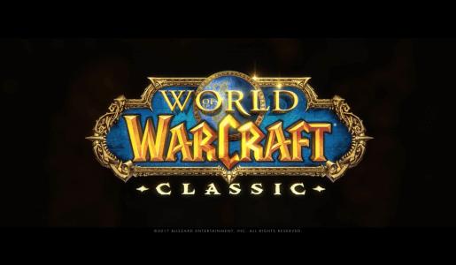 Zurück zu den Anfängen mit World of Warcraft Classic (Ausschnitt aus dem Intro von Blizzard Entertainment)