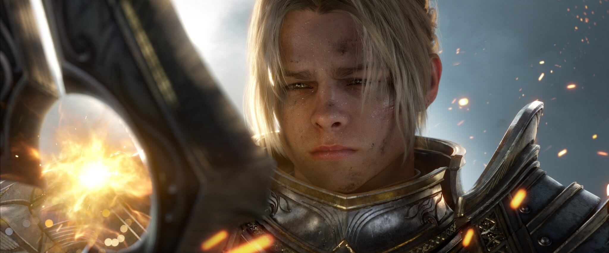 Anduin führt die Allianz in World of Warcraft: Battle for Azeroth (Bildrechte: Blizzard Entertainment)