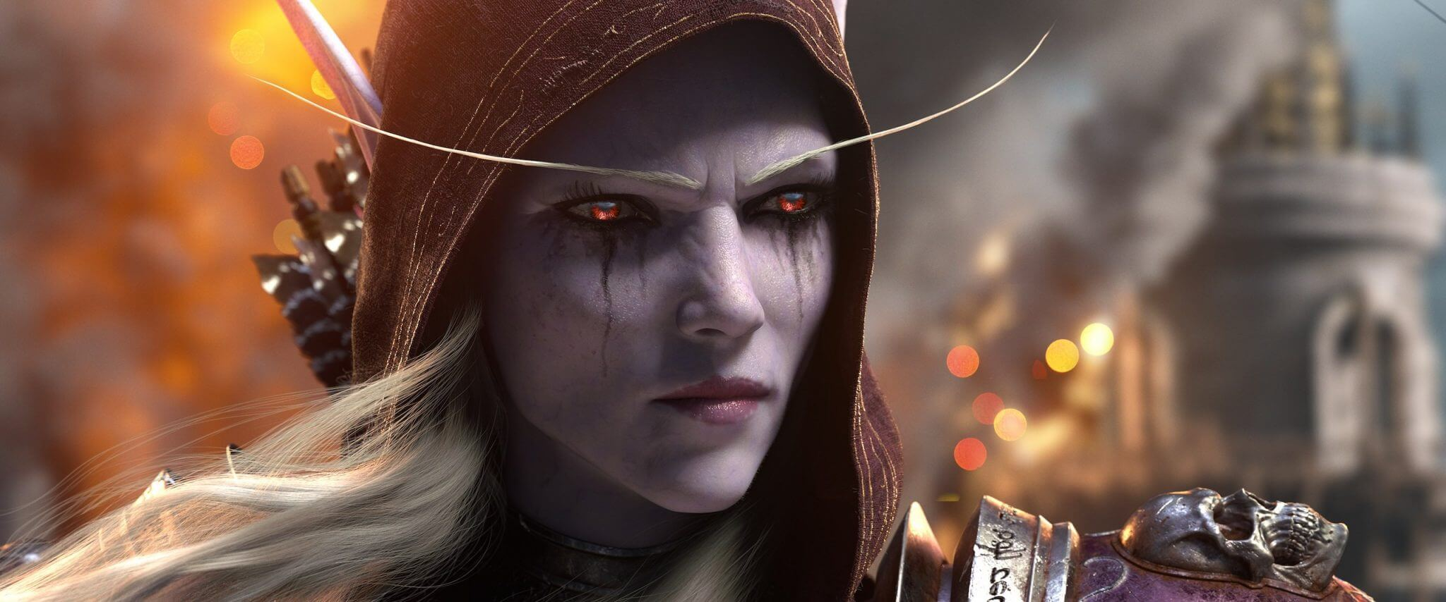 Sylvanas führt die Horde in World of Warcraft: Battle for Azeroth (Bildrechte: Blizzard Entertainment)