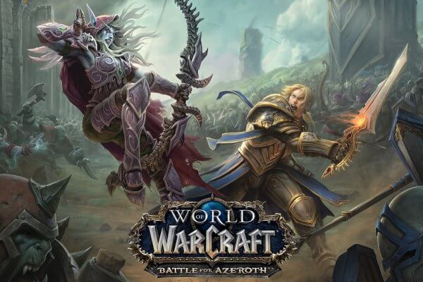 World of Warcraft: Battle for Azeroth – Artwork (Bildrechte: Blizzard Entertainment)